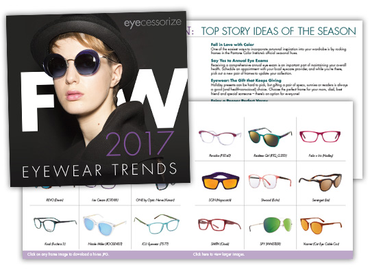 eyecessorize trends fall and winter 2017