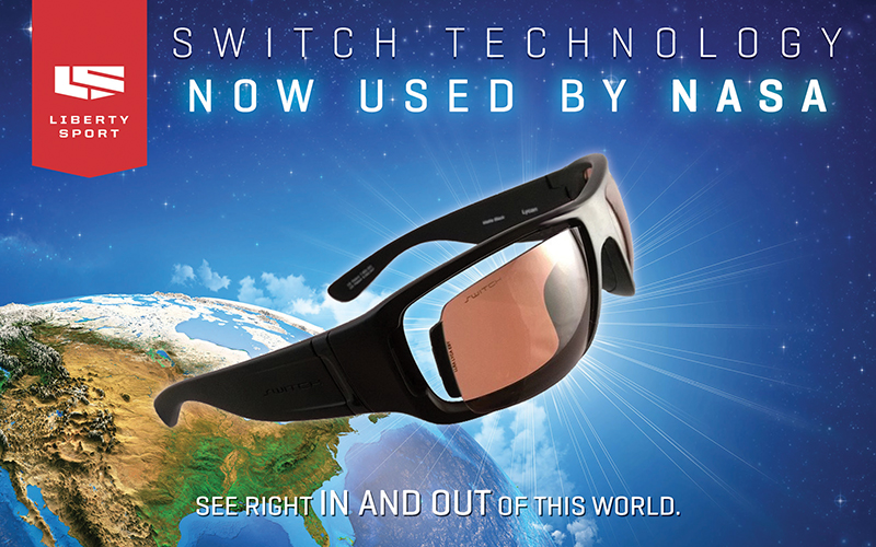 Switch Vision NASA